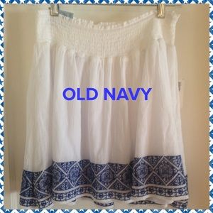 """""""It's Flirty And It's Skirty"""". NWT skirt💋💋"""